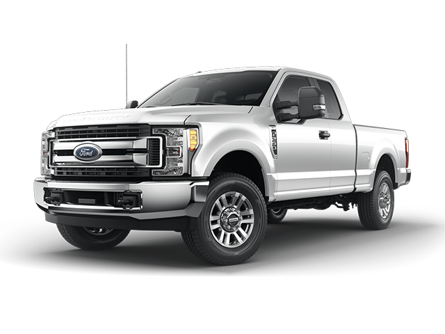 2019 Ford Super Duty Vehicle Image