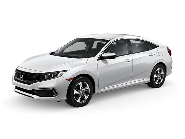 2019 Honda Civic Sedan LX 2.0L CVT