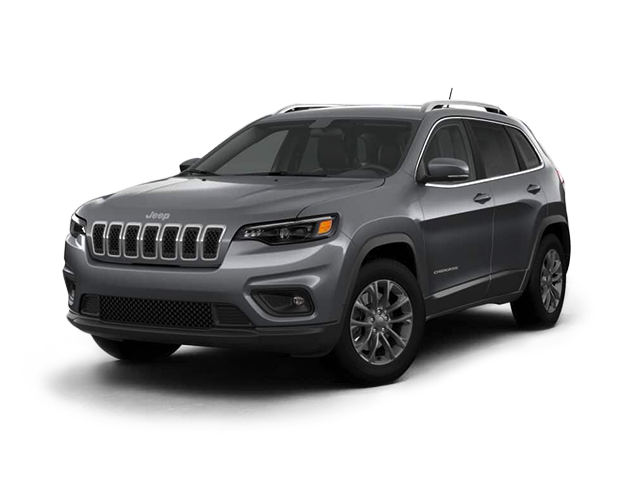 2019 Jeep Latitude Plus 4X4 - Special Offer