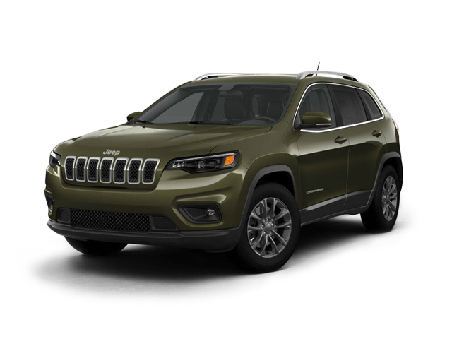 2019 Jeep Cherokee Latitude Plus 4X4 - Special Offer