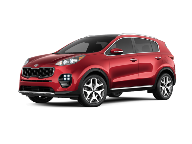 2019 Kia SX Turbo AWD - Special Offer