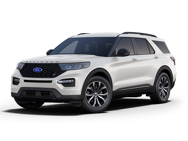 2020 Ford Explorer Vehicle Image