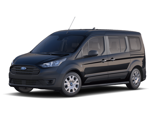 2020 Ford Transit Connect Wagon XL LWB with Symmetrical Doors