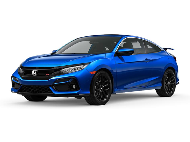 2020 Honda Civic Si Coupe Manual
