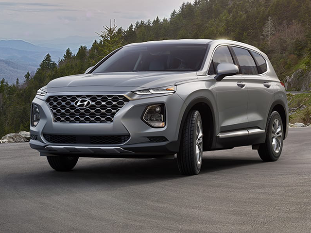 2020 Hyundai Santa Fe Vehicle Image