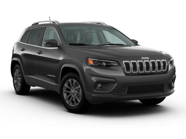 2020 Jeep Cherokee Vehicle Image