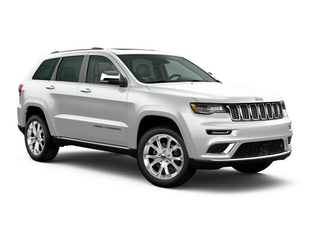 2020 Jeep Grand Cherokee Vehicle Image