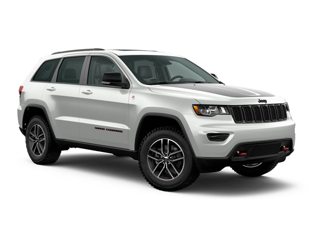 2020 Jeep Grand Cherokee Trailhawk 4X4
