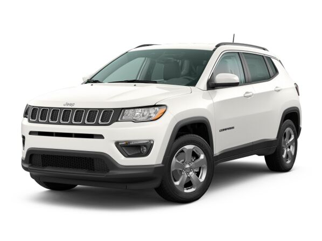 2020 Jeep Compass Vehicle Image