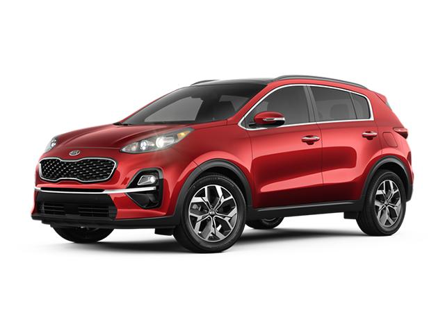 2020 Kia Sportage Vehicle Image