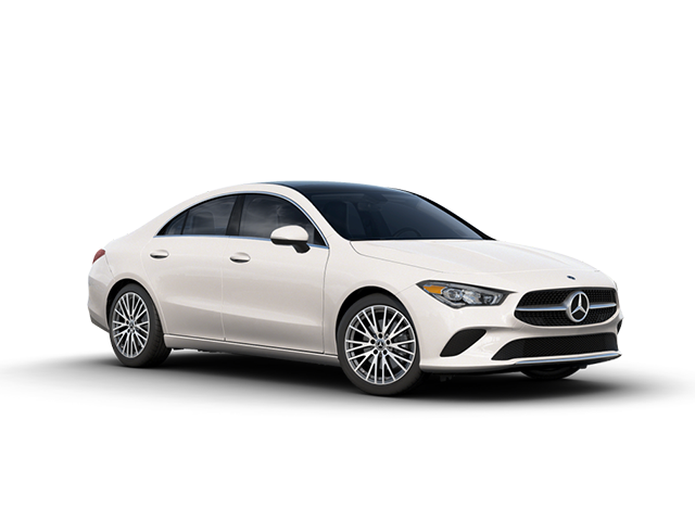 2020 Mercedes-Benz CLA CLA 250 4MATIC Coupe