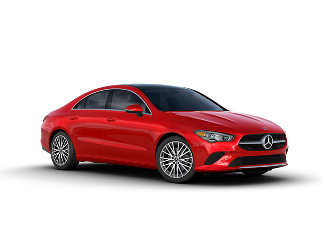 2020 Mercedes-Benz CLA CLA 250 4MATIC Coupe