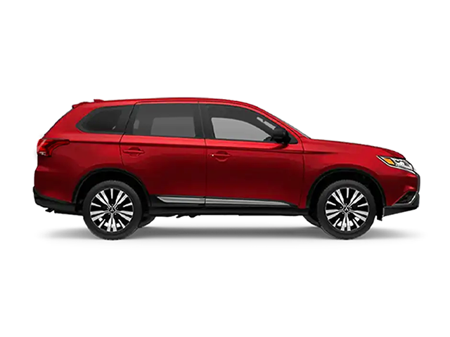 2020 Mitsubishi Outlander Vehicle Image