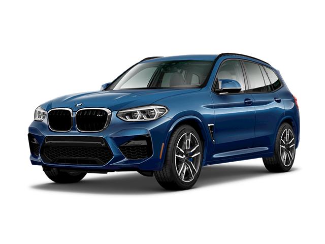 2020 BMW X3 M Sports Activity Vehicle