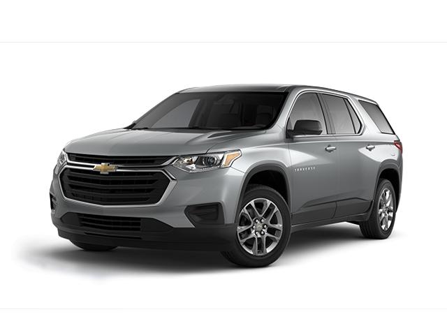 2020 Chevrolet Traverse AWD LS