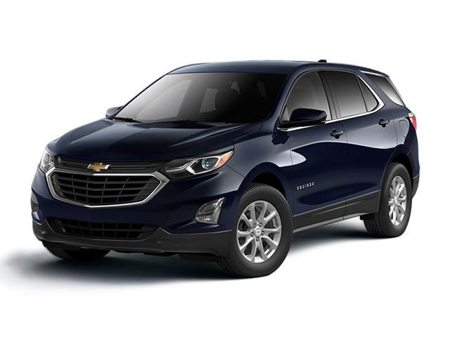 2020 Chevrolet Equinox AWD LT at Healey Chevrolet
