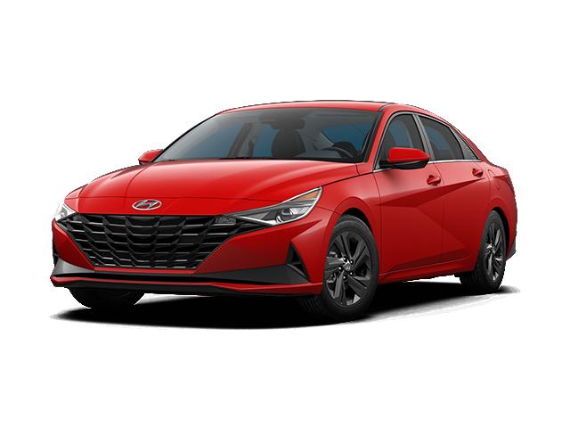 2021 Hyundai Elantra Vehicle Image