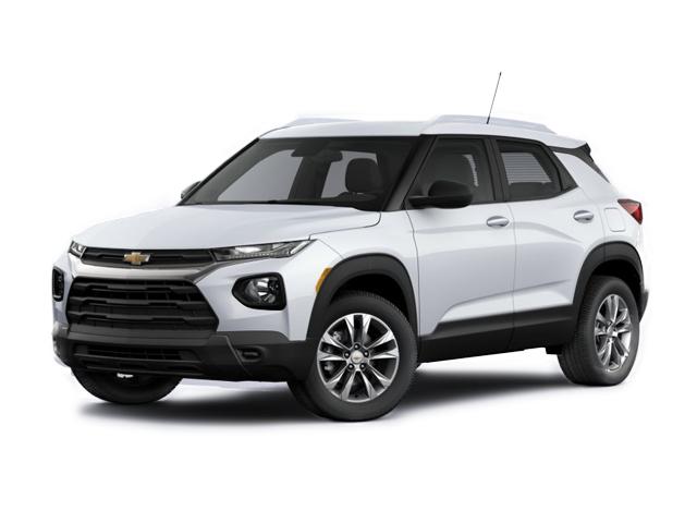 2021 Chevrolet Trailblazer AWD LS