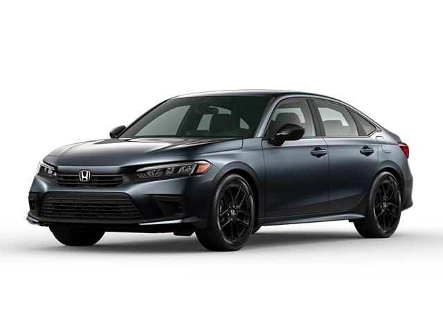 2022 Honda Civic Sedan Sport CVT