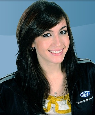 Kate Voegele - Ford Driving Skills for Life