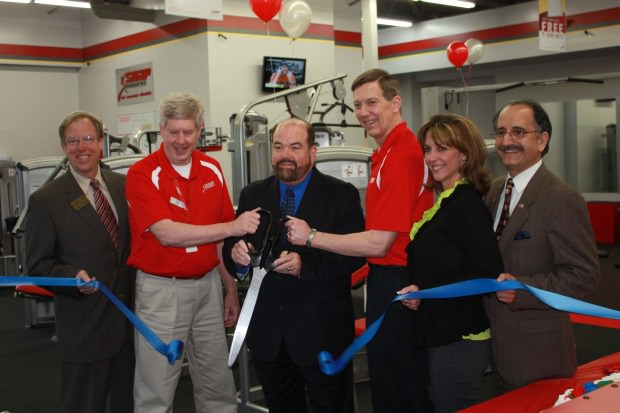 Grand Opening of Snap Fitness
