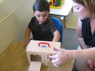 teacher & toddler