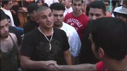 Nabeel Shakes Hand