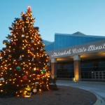 Join in the holiday spirit with the City of Dearborn's annual sing along and Tree- lighting Ceremony on Monday, Nov. 22 at 6:30 p.m. the free event is earlier than usual to coincide with the Festival of Trees. Both events are at the Ford Community & Performing Arts Center, 15801 Michigan Ave.