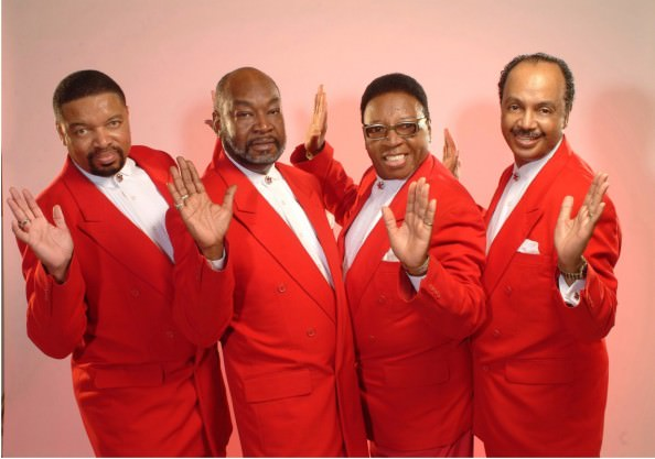 Ron Stevens, Redd Willaims, Daniel Mitchell and Eskine Walcott star in the tribute to the Four Tops during Motown Magic Tribute.