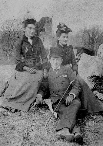 Charles Morris 1891 Photo