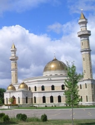 Islamic Center of America, in Dearborn