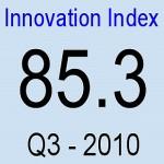 Innovation Index Q3 2010