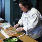 Chef Genevieve Vang