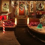 Dearborn Christmas Lights Contest