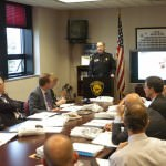 FIANNA Police Group from the Netherlands visits Dearborn Police