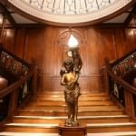 Titanic Grand Stair Case - replica