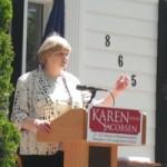 Karen Jacobsen, Republican Candidate, Officially Announces Campaign to Retire John Dingell