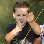 Boy at Fishing Derby