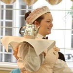 Tea server - high tea at Oakwood Common