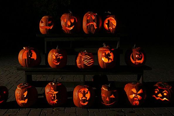 Halloween Pumpkins at Greenfield Village