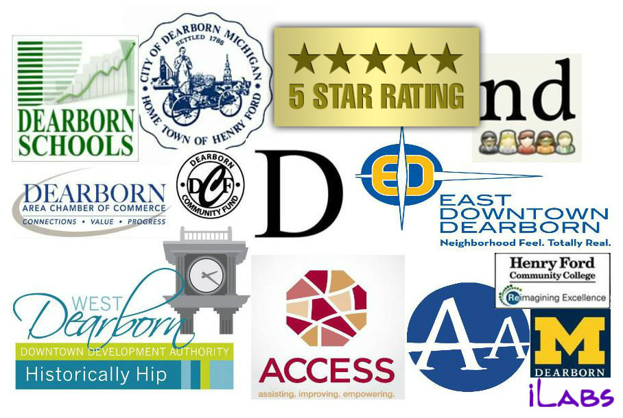 Dearborn named Five-Star Community for  Economic Development by UM-Dearborn