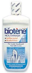 biotene mouth wash 16 oz