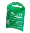 FLIX  FLOSSBRUSH   WITH FL  MINT  (40)