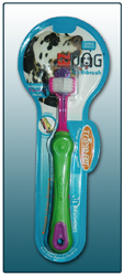 TRIPLE PET  EZ DOG LARGE BREED TOOTHBRUSH