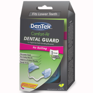 DENTEK  NIGHT GUARD COMFORT FIT