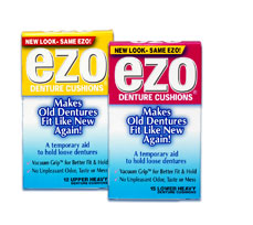 EZO DENTURE LINERS LOWERS 15