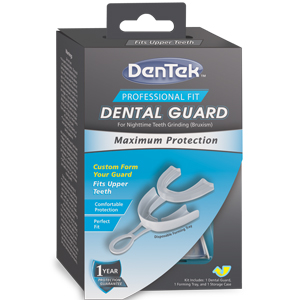 DENTEK MAXIMUM PROTECTION DENTAL GUARD