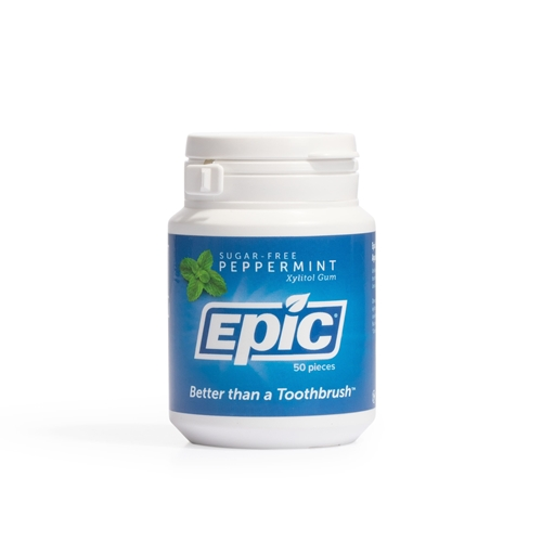 EPIC GUM 50    PEPPERMINT