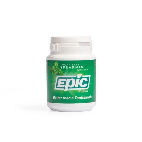 EPIC GUM 50  SPEARMINT