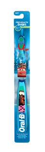 ORAL-B STAGES 3 , 5-7 YEARS  CARS AND PRINCES